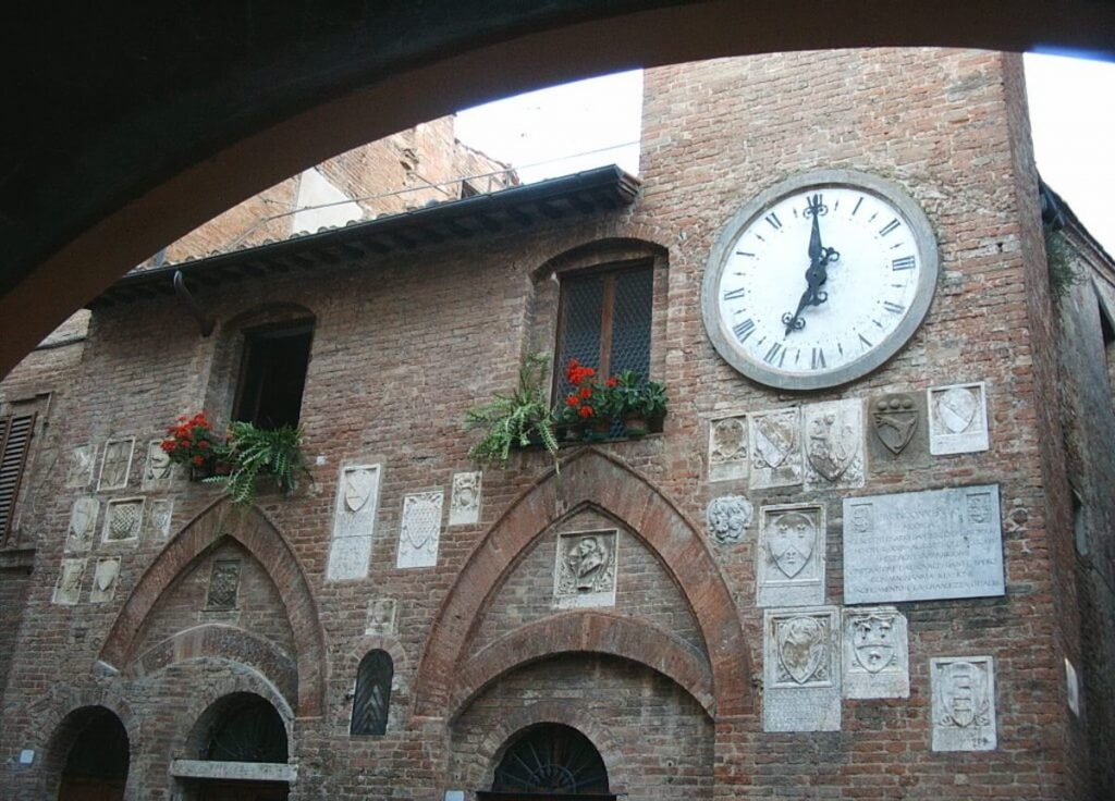 Palazzo podestarile Buonconvento