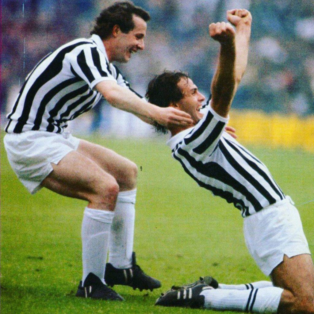 Antonio Cabrini nella Juventus
