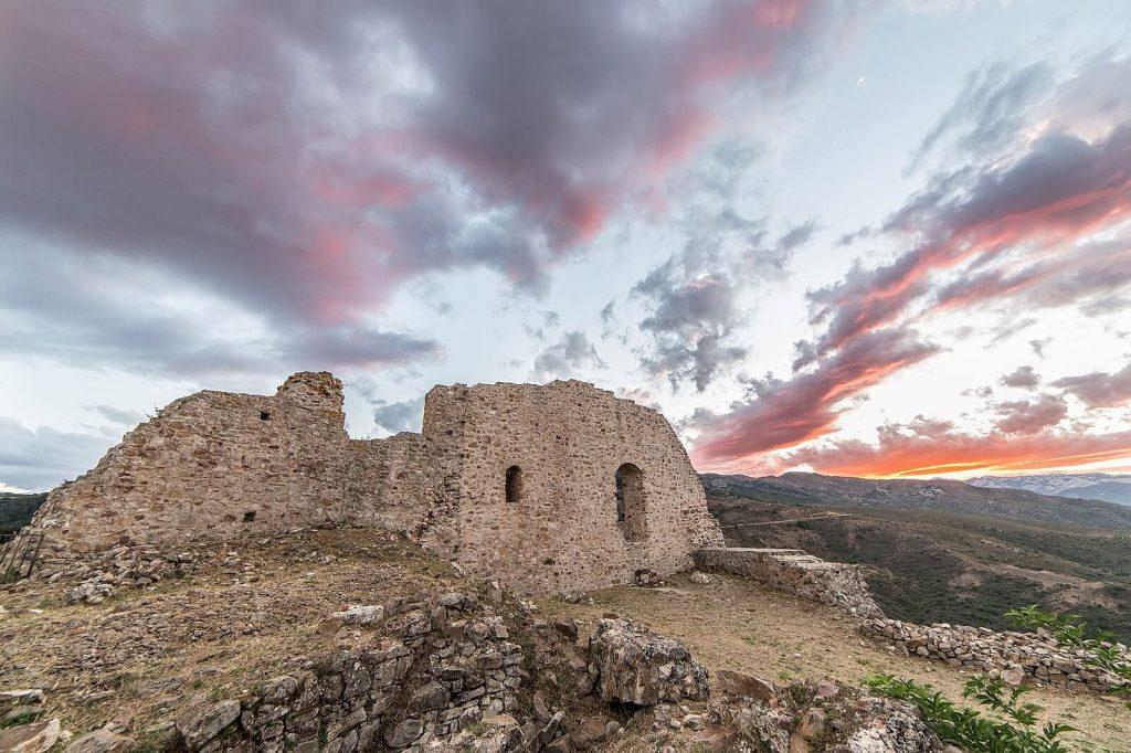 Geraci Siculo - Castello dei Ventimiglia