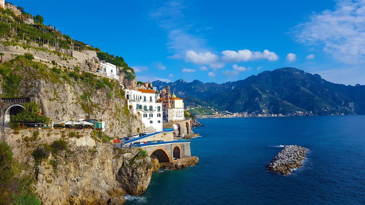 Costiera Amalfitana - Campania