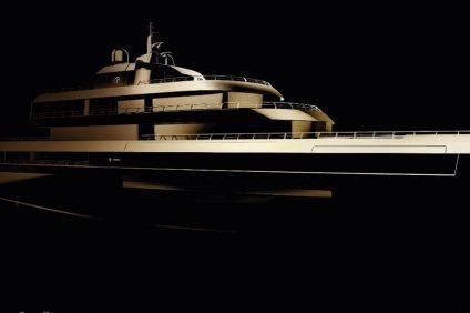 Giorgio Armani ha disegnato un superyacht
