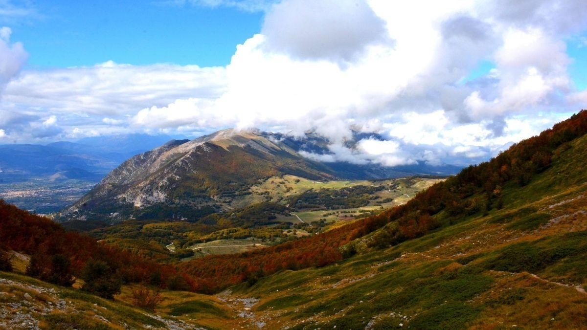 Majella Geopark - Vista del Morrone (Facebook)