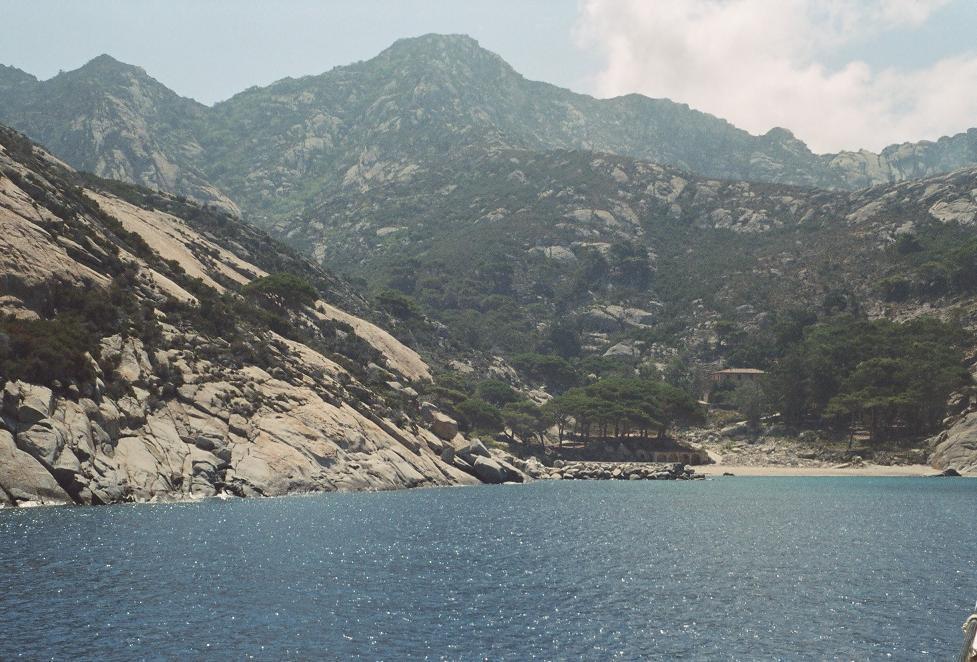 Green List - Parco nazionale dellArcipelago Toscano - Montecristo