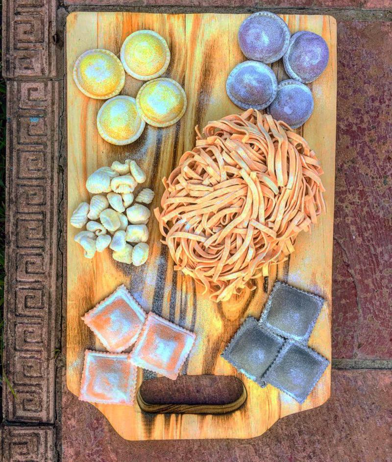 cucina fusion -  pasta Veltri