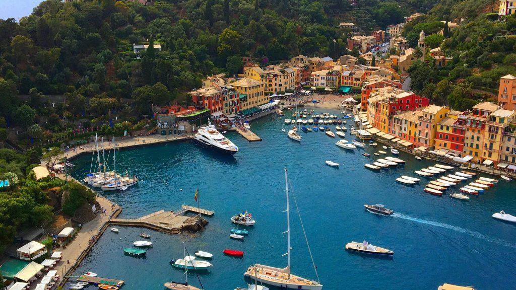 Travel Art – Labirinti di Liguria - Portofino