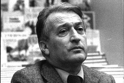 Primo piano di Gianni Rodari