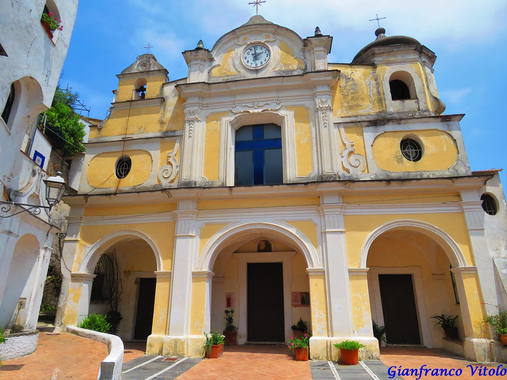 La chiesa di Santa Margherita di Antiochia