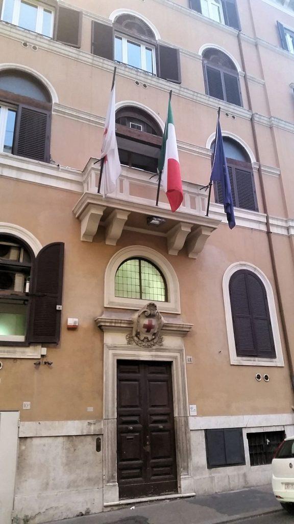 Sede Croce Rossa Italiana