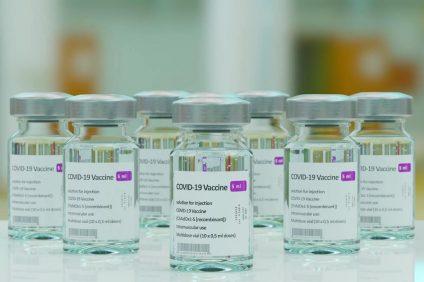 CureVac - fiale di vaccino antiCovid