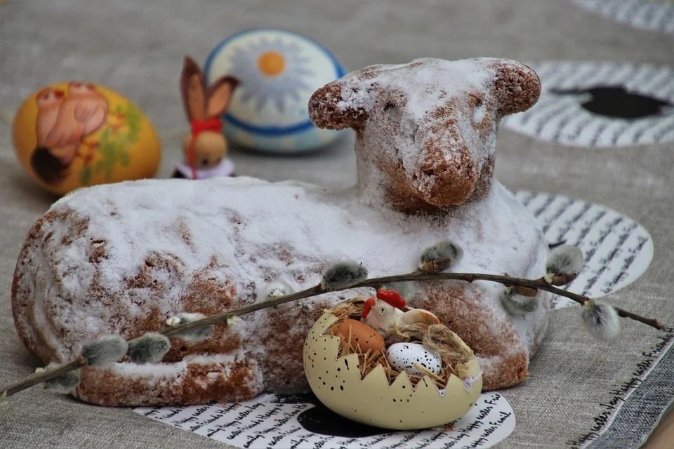 agnello dolce
