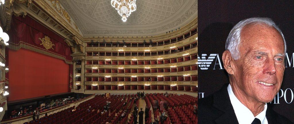 La Scala Armani