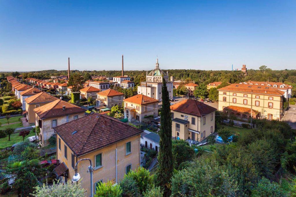 Il National Geographic celebra la Lombardia - Crespi d'Adda