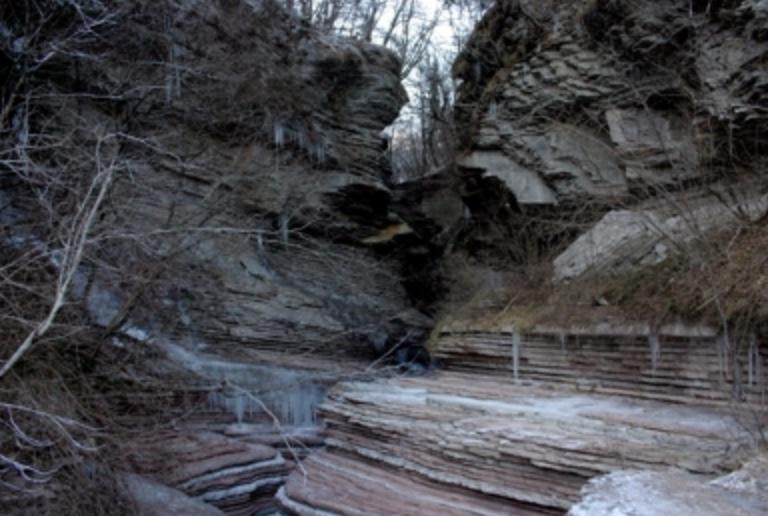 i canyon del brent de l'art