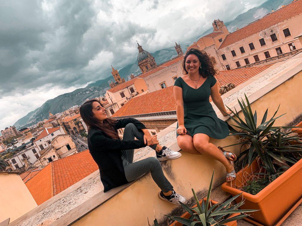Le Malìa Vibes tra i tetti di Palermo