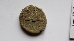 moneta romana bronzo
