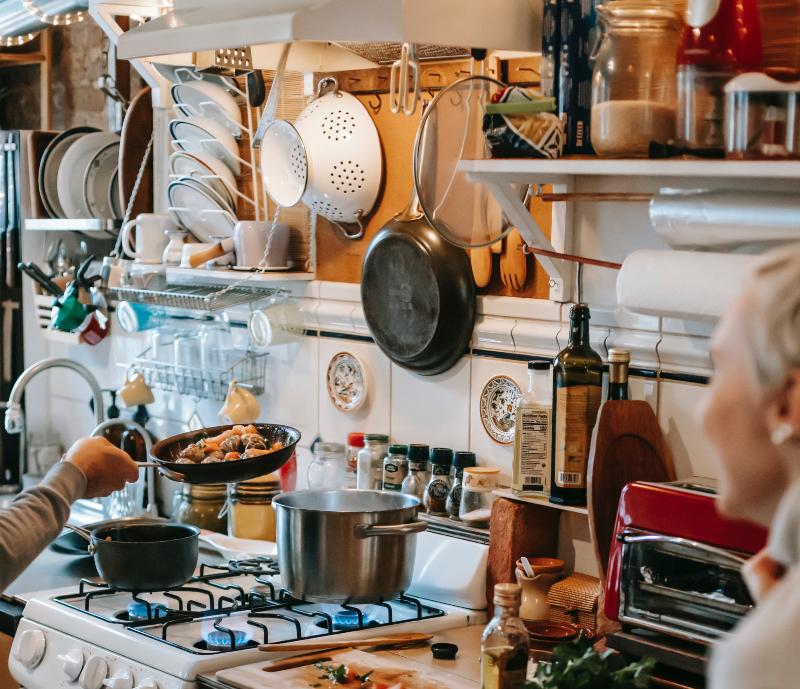 cucina fusion - cucina di casa