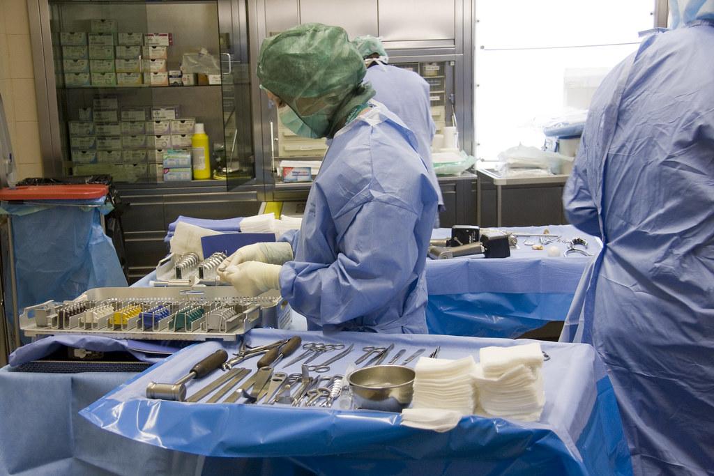 rara malformazione, sala operatoria