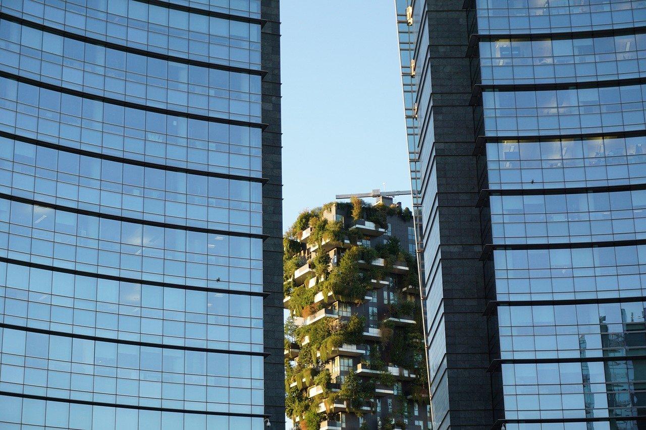 Bosco Verticale - Milano - Edifici green