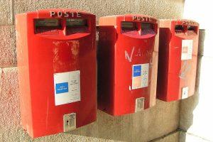 Cassetta postali smart - Poste centrali Cremona