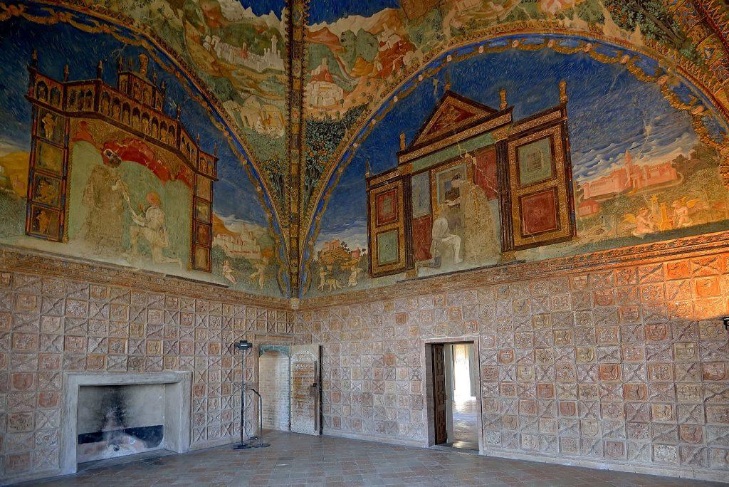 Castello di Torrechiara - Camera d'Oro