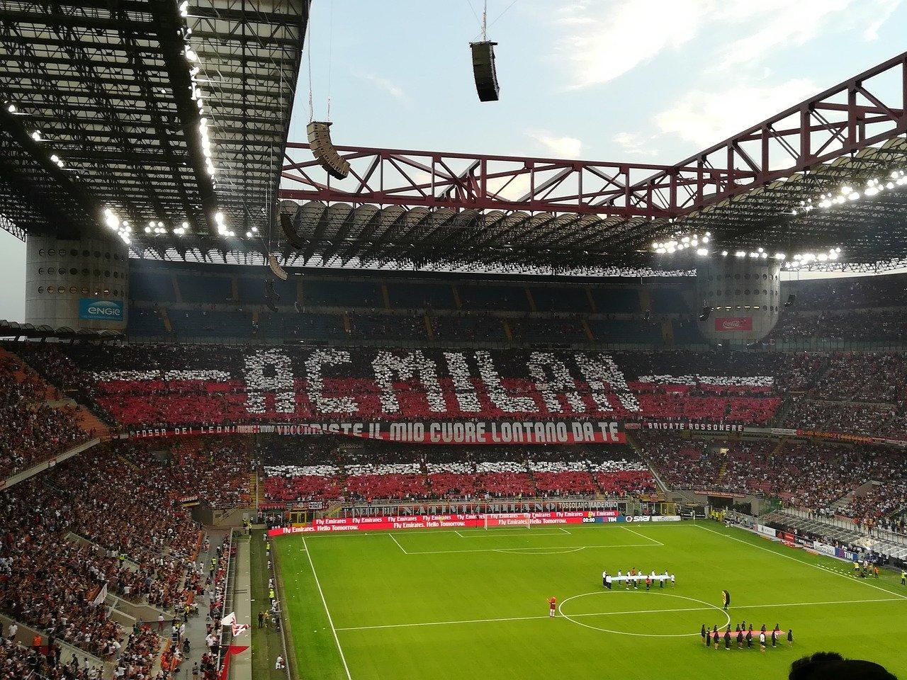 Corsa Champions - San Siro - Milan