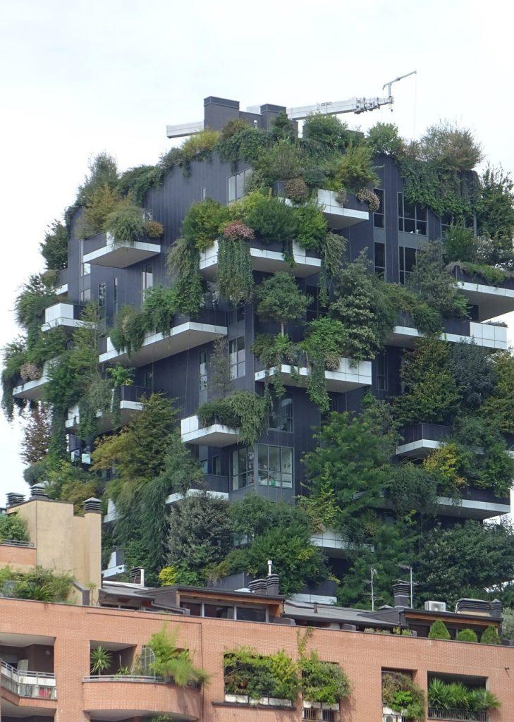 Edifici green - Bosco Verticale - Milano