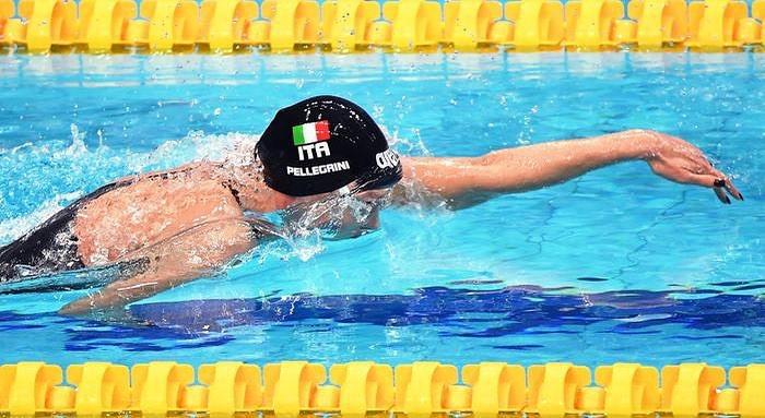 Federica Pellegrini - Europei nuoto