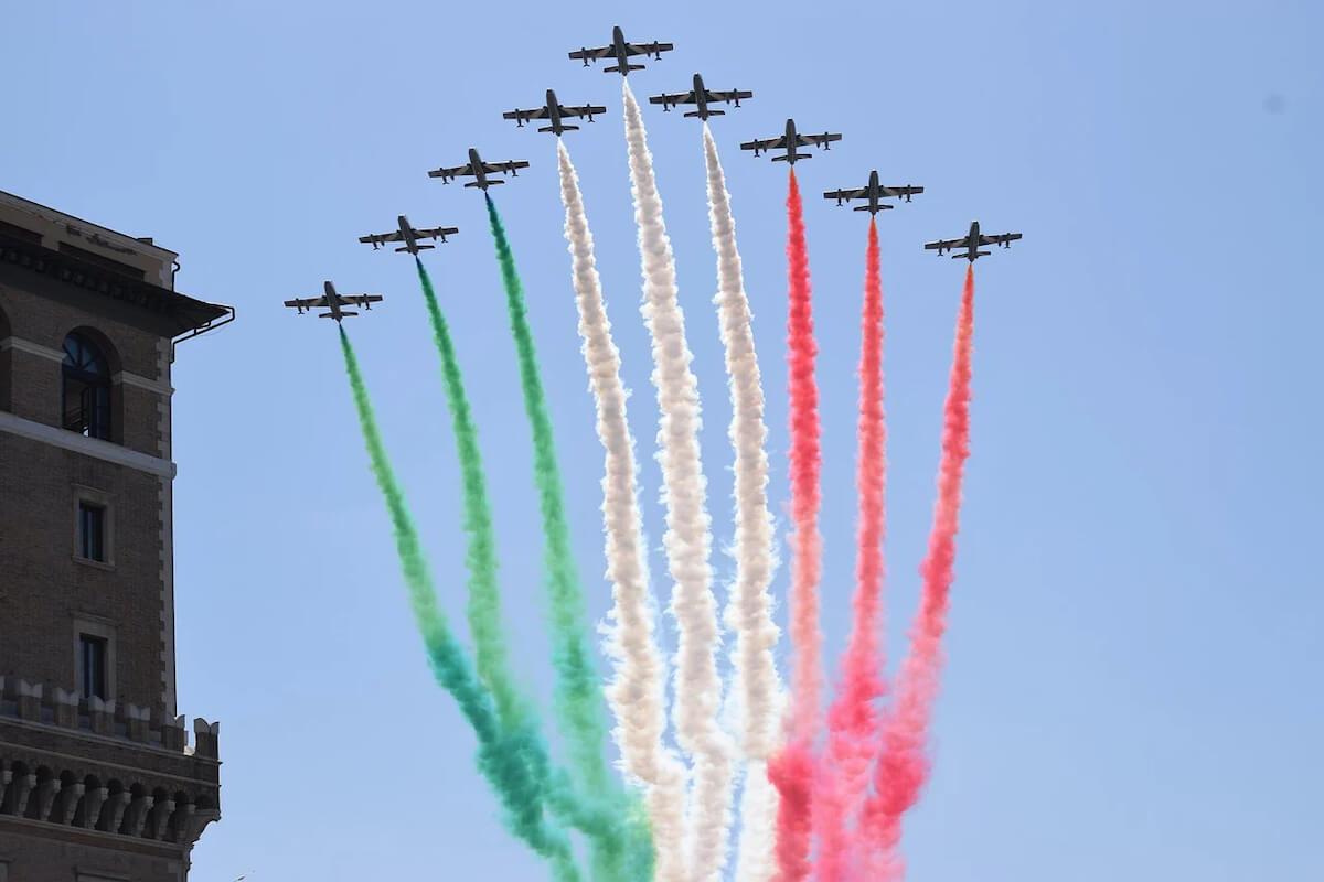 Festa della Repubblica - Frecce Tricolori