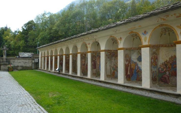Issime - Chiesa di San Giacomo Maggiore