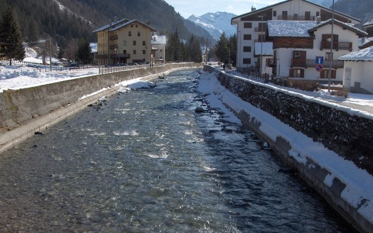 Issime - Torrente Lys