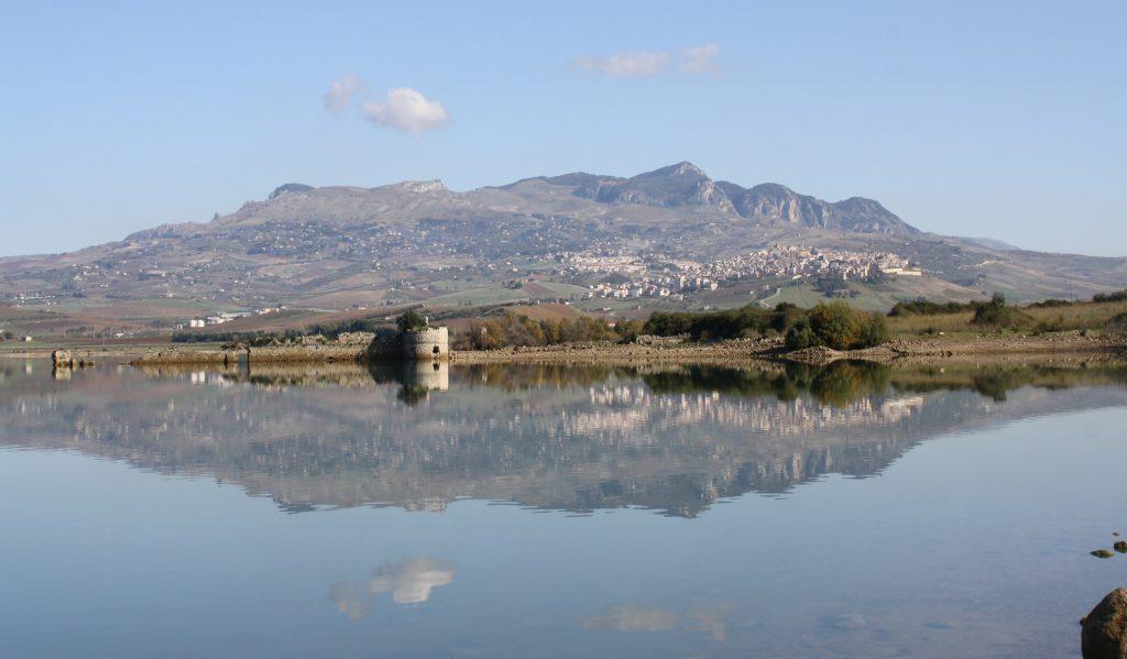 Lago Arancio - Fortezza di Mazzallakkar