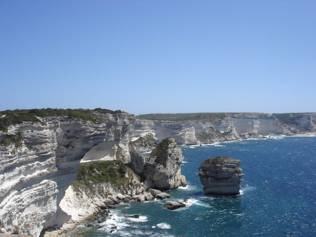 ancora romana - Sardegna - Bocche di Bonifacio
