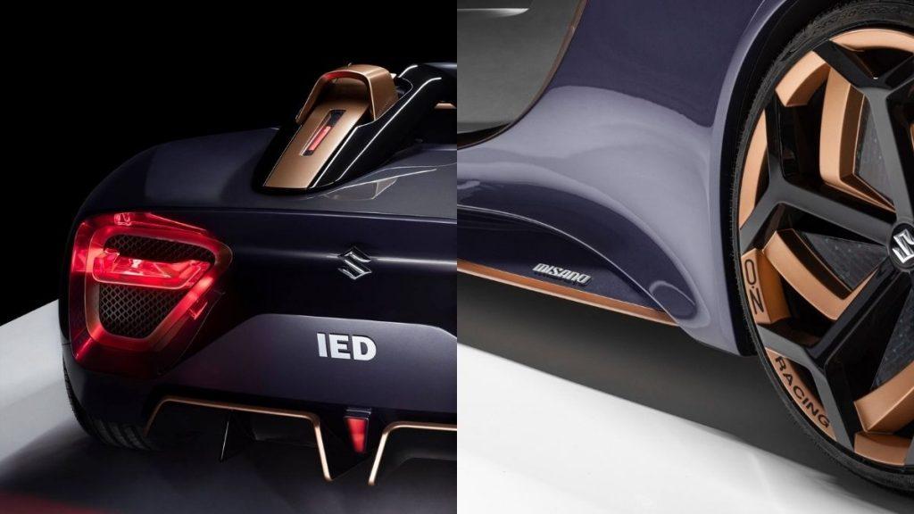 Suzuki Misano - Dettagli del prototipo (IED Torino Facebook | PEPE fotografia)