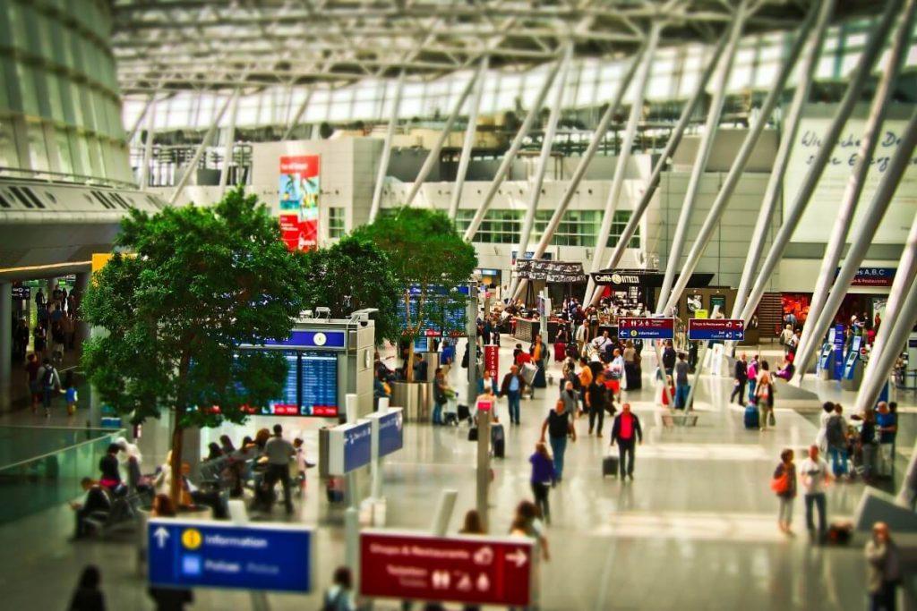 Pass verde italiano - Terminal aeroporto di Montréal