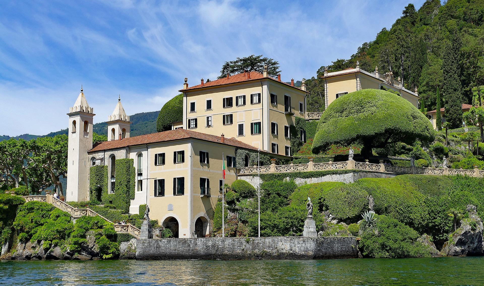 Villa del Balbianello - Lago di Como