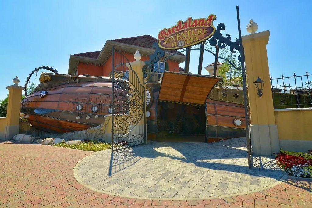 Gardaland - L'Adventure Hotel riapre i battenti il 29 maggio