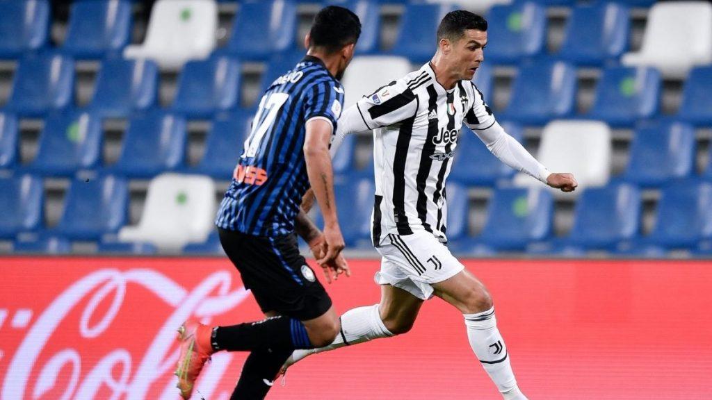 coppa italia  - giocatori in campo