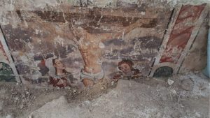 matera resti chiesa sant eustachio