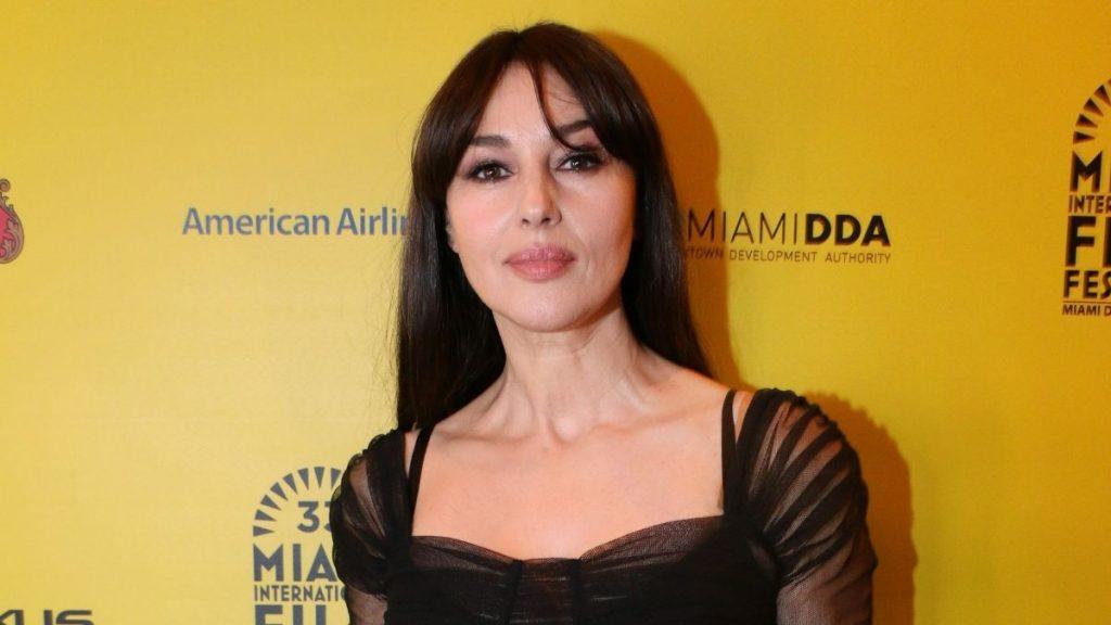 David alla carriera di Monica Bellucci -  Monica Bellucci al Miami Film Festival