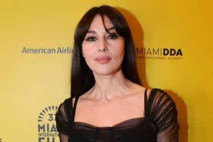 David alla carriera di Monica Bellucci