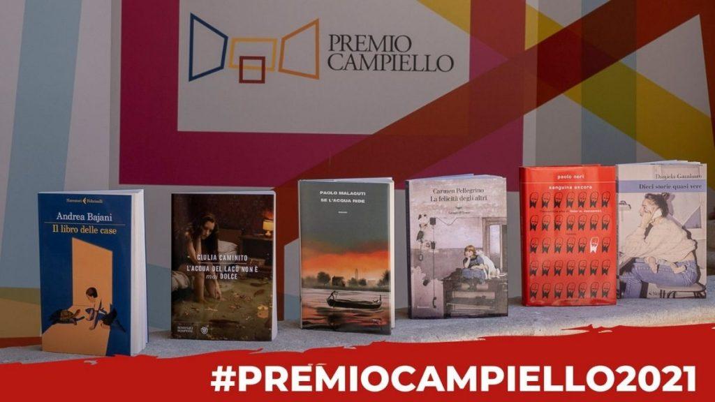 Premio Campiello 2021 - La cinquina dei finalisti