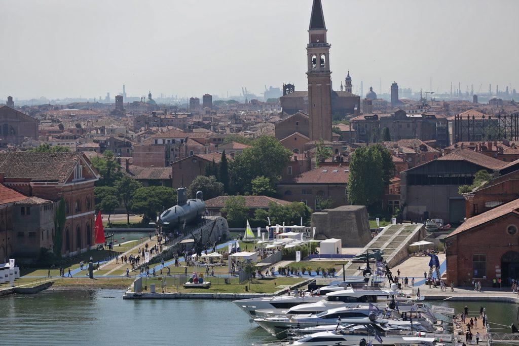 salone nautico di venezia d