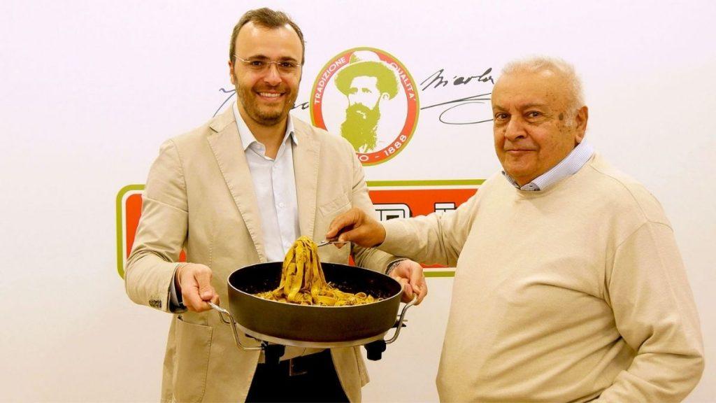 cibo per gli astronauti - famiglia Tiberino