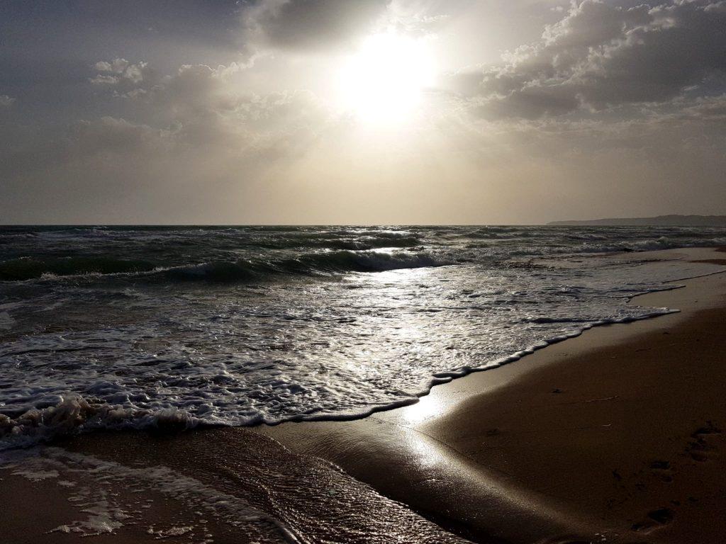 il mare il Torre Salsa