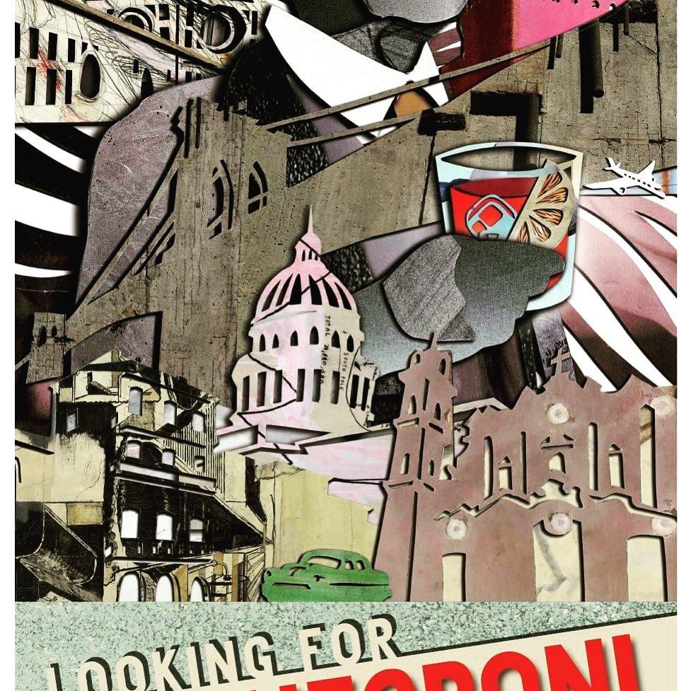 Looking for Negroni -  La locandina