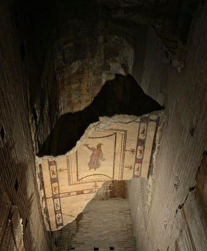 Ipogei del Colosseo - La Domus Aurea
