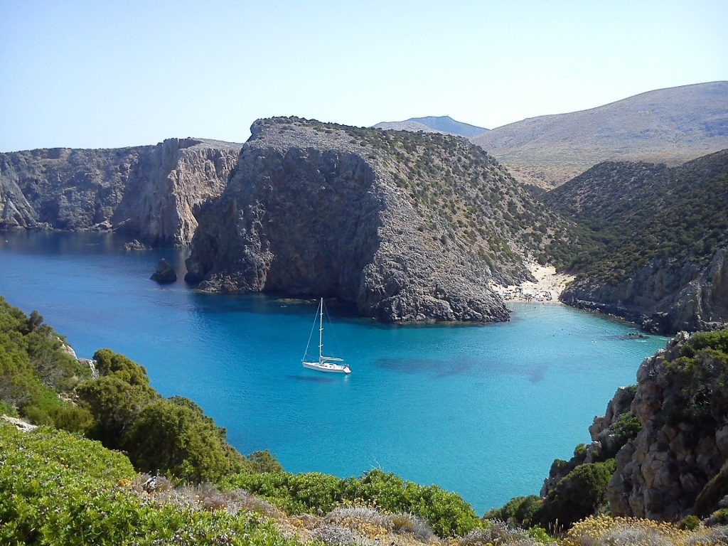 Bandiere Verdi - Cala Domestica, Sardegna