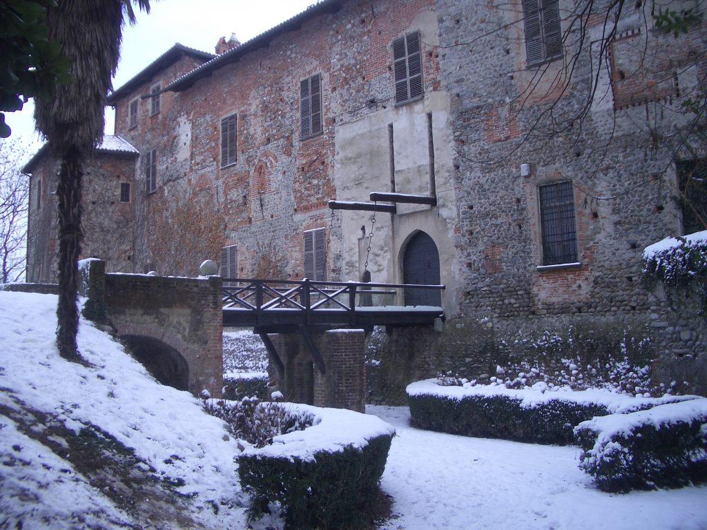 Castello Malgrà, Rivarolo Canavese