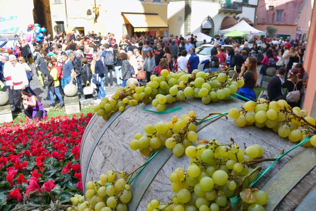 Sagre - La Sagra dell'Uva di Marino