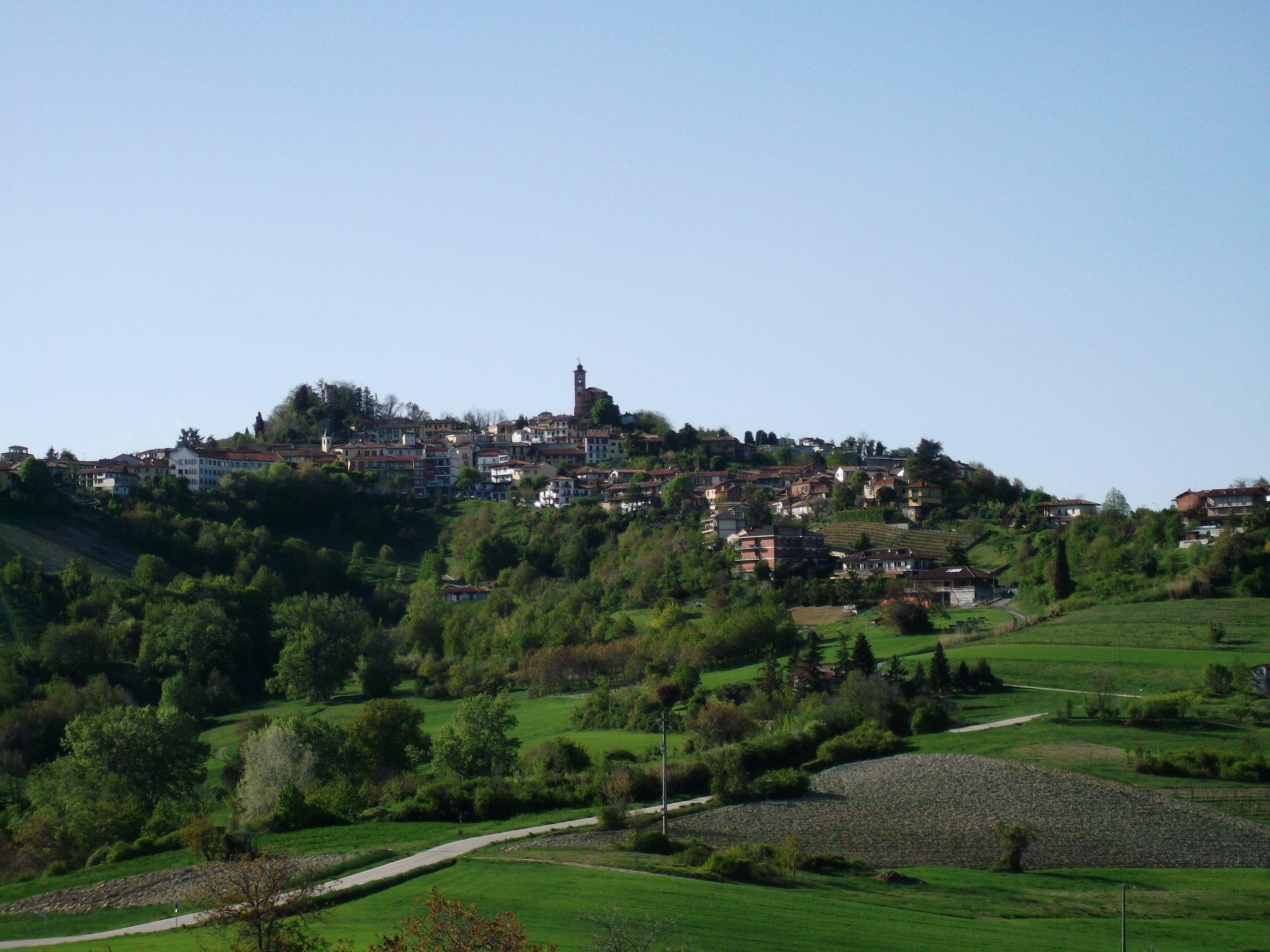 Cocconato - Vista